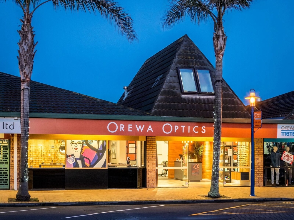 Orewa Optics